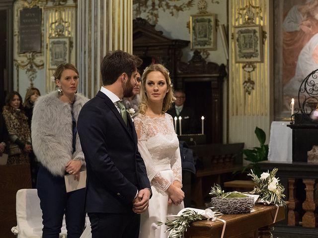 Il matrimonio di Matteo e Corinna a Varese, Varese 40