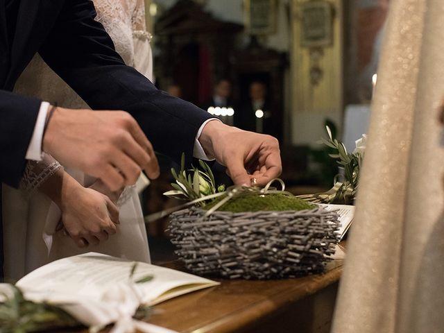 Il matrimonio di Matteo e Corinna a Varese, Varese 41