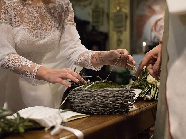 Il matrimonio di Matteo e Corinna a Varese, Varese 42