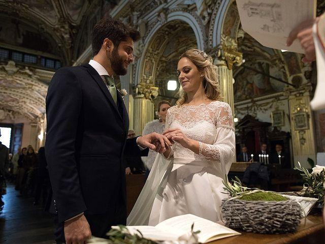 Il matrimonio di Matteo e Corinna a Varese, Varese 43