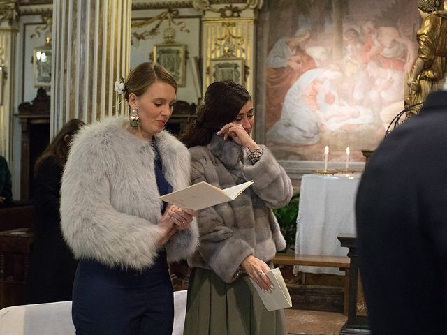 Il matrimonio di Matteo e Corinna a Varese, Varese 44