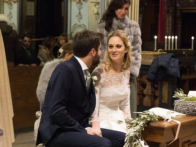 Il matrimonio di Matteo e Corinna a Varese, Varese 48
