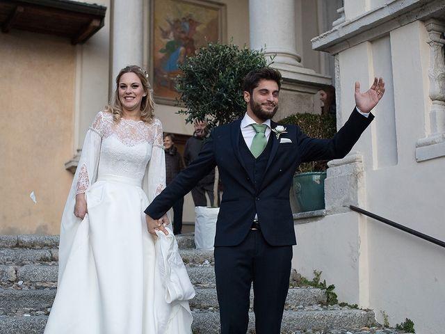 Il matrimonio di Matteo e Corinna a Varese, Varese 52