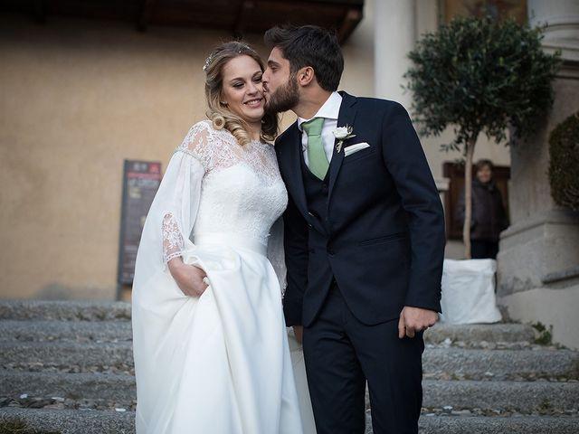 Il matrimonio di Matteo e Corinna a Varese, Varese 53