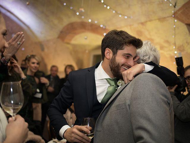 Il matrimonio di Matteo e Corinna a Varese, Varese 61