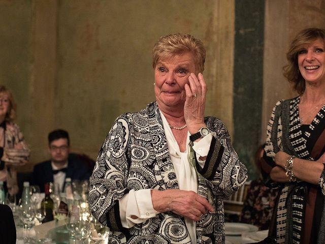 Il matrimonio di Matteo e Corinna a Varese, Varese 67