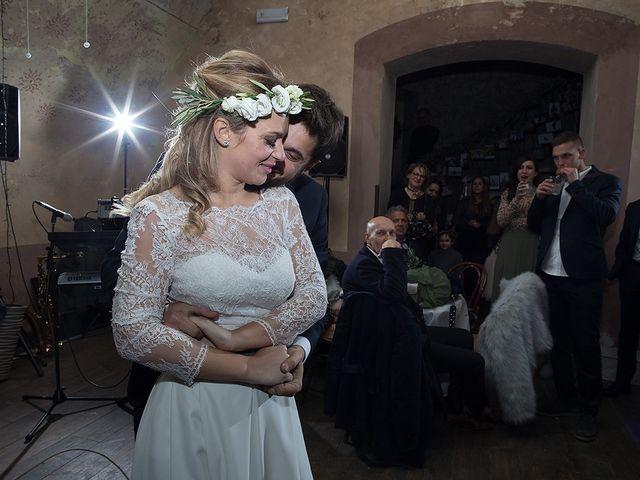 Il matrimonio di Matteo e Corinna a Varese, Varese 71