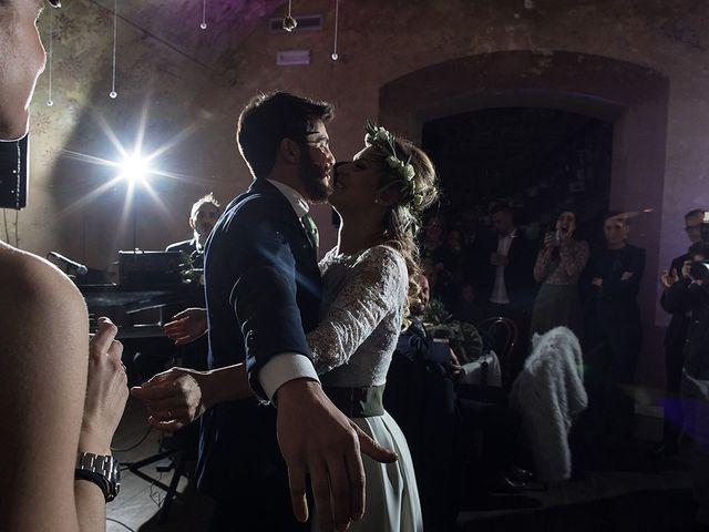 Il matrimonio di Matteo e Corinna a Varese, Varese 73