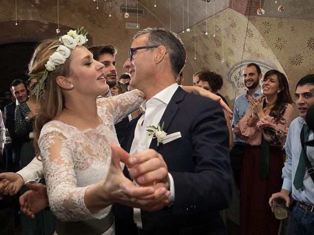 Il matrimonio di Matteo e Corinna a Varese, Varese 75
