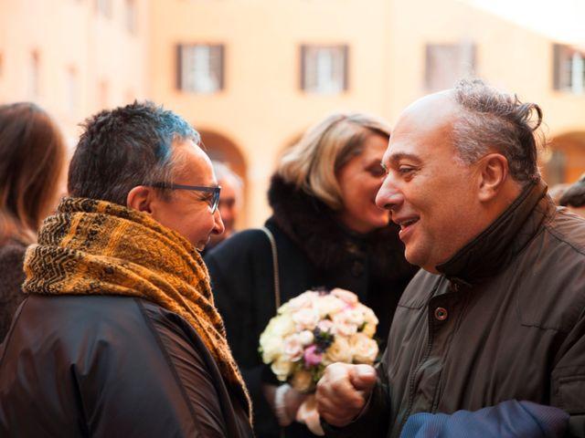 Il matrimonio di Antonio e Anne a Bologna, Bologna 4