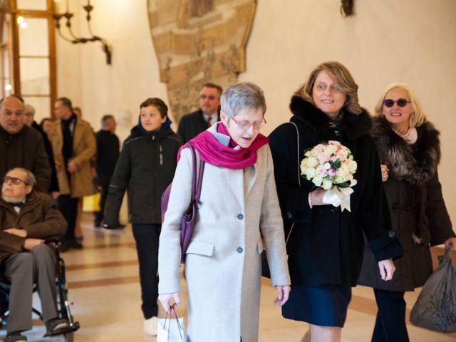Il matrimonio di Antonio e Anne a Bologna, Bologna 5