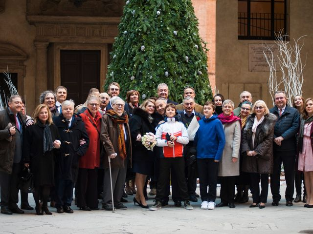 Il matrimonio di Antonio e Anne a Bologna, Bologna 56