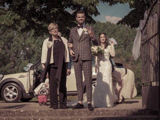 Il matrimonio di Stefano e Sara a Polesine Parmense, Parma 23