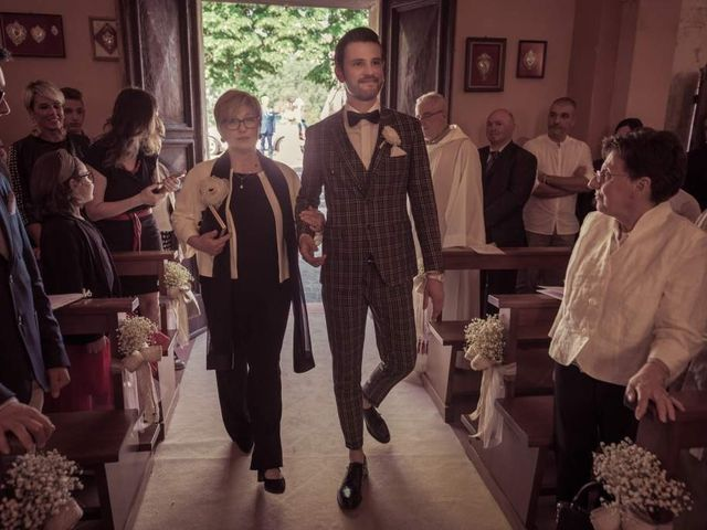 Il matrimonio di Stefano e Sara a Polesine Parmense, Parma 25