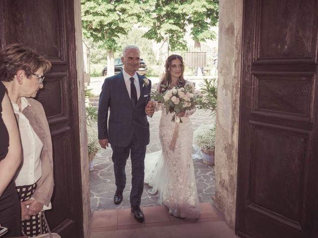 Il matrimonio di Stefano e Sara a Polesine Parmense, Parma 26
