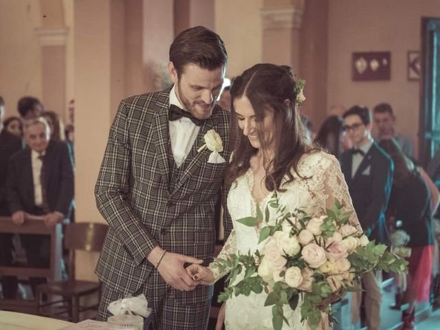 Il matrimonio di Stefano e Sara a Polesine Parmense, Parma 27