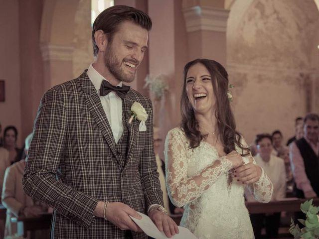 Il matrimonio di Stefano e Sara a Polesine Parmense, Parma 28