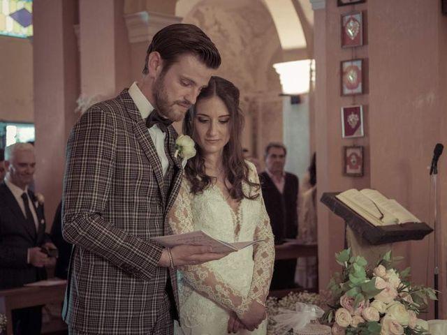 Il matrimonio di Stefano e Sara a Polesine Parmense, Parma 29
