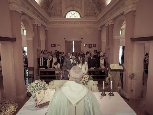 Il matrimonio di Stefano e Sara a Polesine Parmense, Parma 30