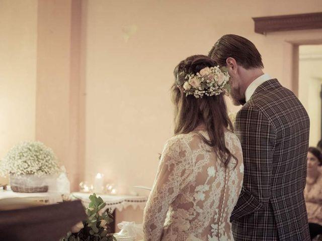 Il matrimonio di Stefano e Sara a Polesine Parmense, Parma 31