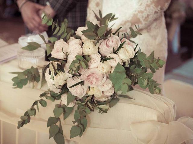 Il matrimonio di Stefano e Sara a Polesine Parmense, Parma 33