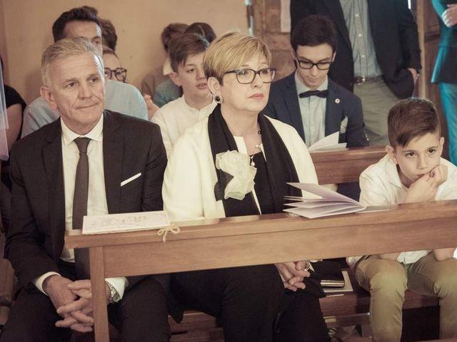 Il matrimonio di Stefano e Sara a Polesine Parmense, Parma 35
