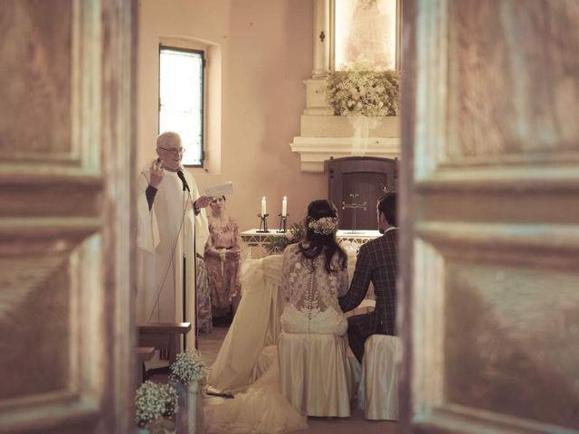 Il matrimonio di Stefano e Sara a Polesine Parmense, Parma 38