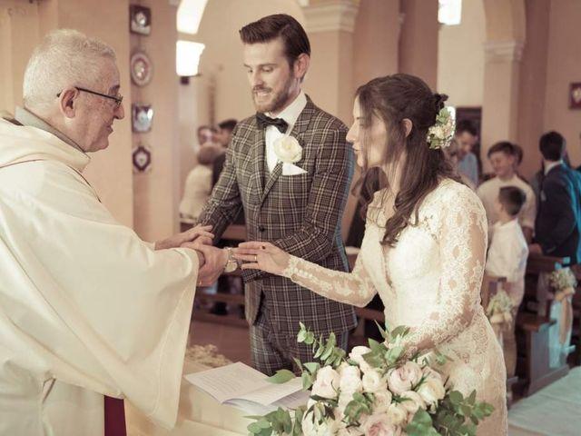 Il matrimonio di Stefano e Sara a Polesine Parmense, Parma 40