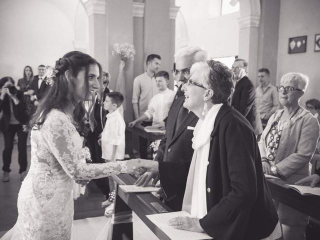 Il matrimonio di Stefano e Sara a Polesine Parmense, Parma 42