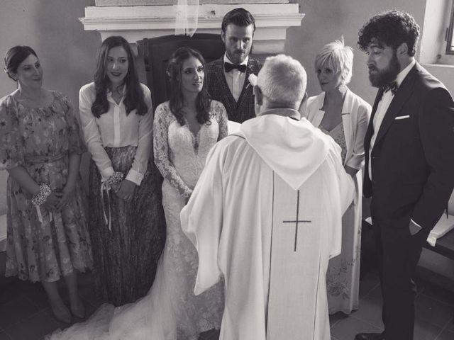 Il matrimonio di Stefano e Sara a Polesine Parmense, Parma 46