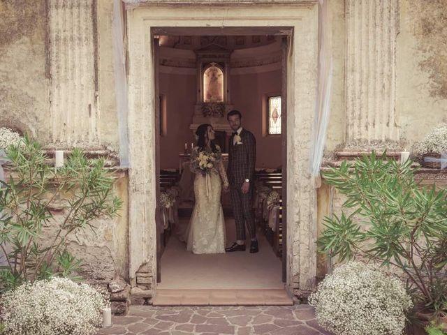 Il matrimonio di Stefano e Sara a Polesine Parmense, Parma 48