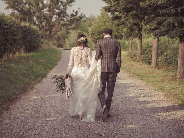Il matrimonio di Stefano e Sara a Polesine Parmense, Parma 59