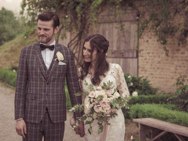 Il matrimonio di Stefano e Sara a Polesine Parmense, Parma 61