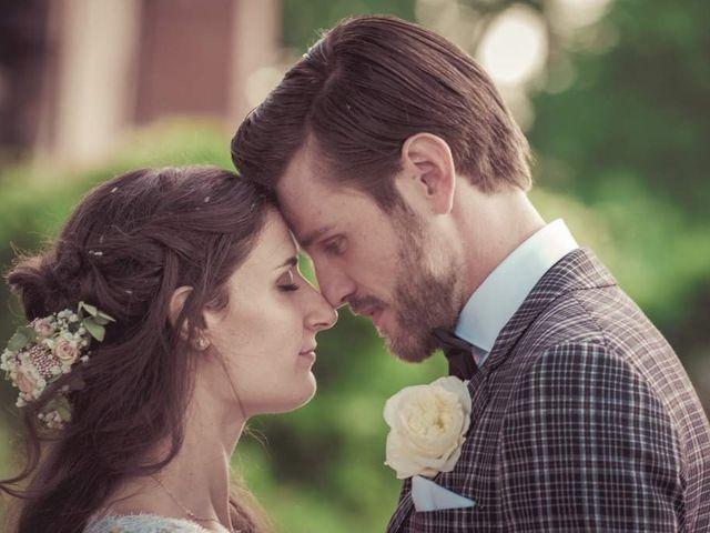 Il matrimonio di Stefano e Sara a Polesine Parmense, Parma 65