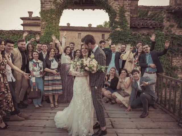 Il matrimonio di Stefano e Sara a Polesine Parmense, Parma 73