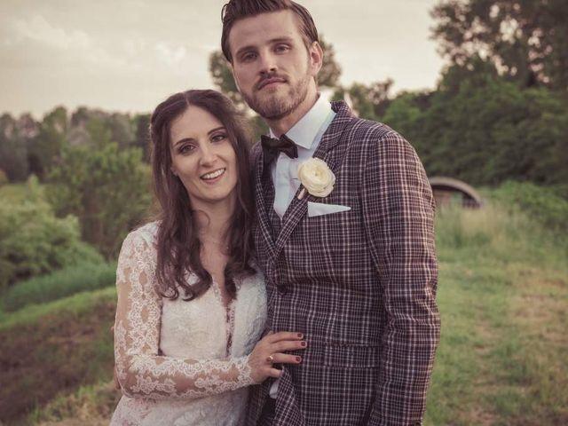 Il matrimonio di Stefano e Sara a Polesine Parmense, Parma 75