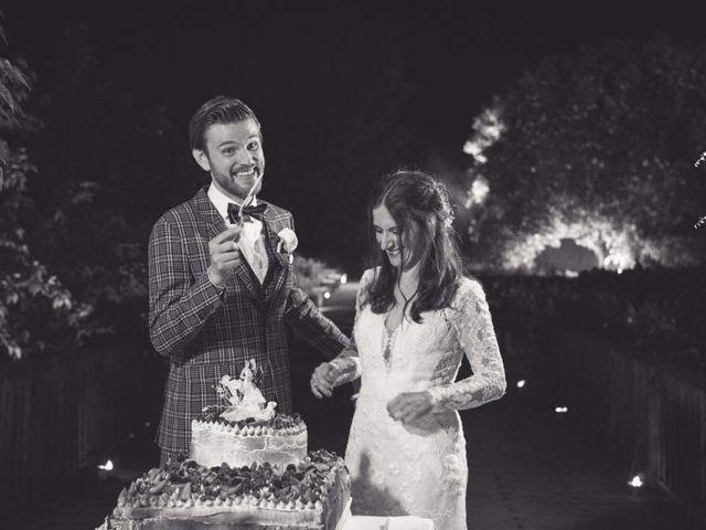 Il matrimonio di Stefano e Sara a Polesine Parmense, Parma 83