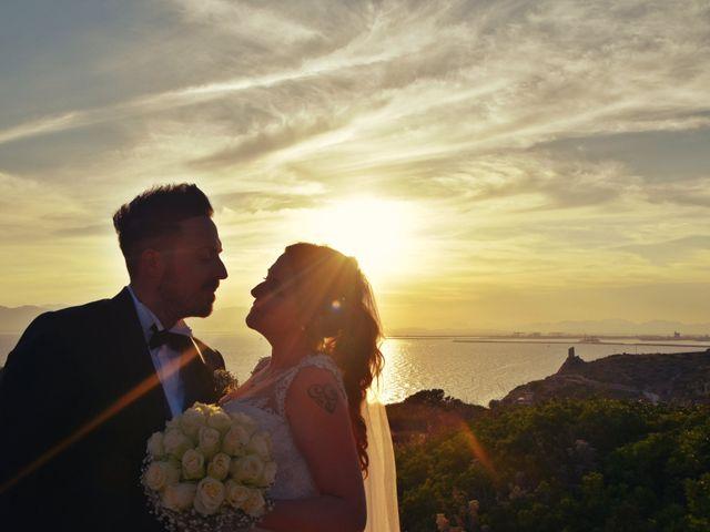 Il matrimonio di Giovanni e Stefania a Cagliari, Cagliari 57