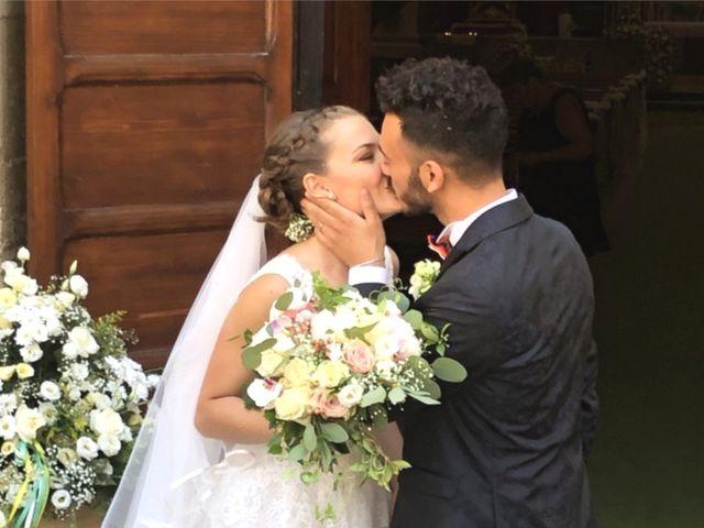 Le nozze di Ines e Leonardo