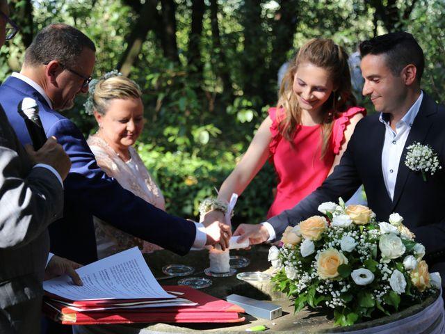Il matrimonio di Alessandro e Enrica a Vaiano, Prato 17