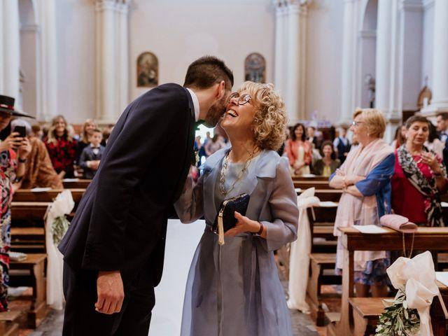 Il matrimonio di Stefano e Francesca a Stra, Venezia 17