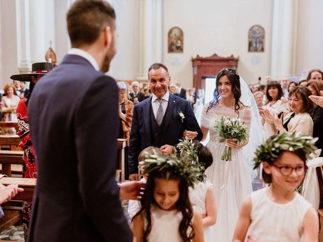Il matrimonio di Stefano e Francesca a Stra, Venezia 21