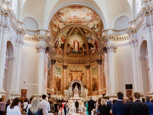 Il matrimonio di Stefano e Francesca a Stra, Venezia 23