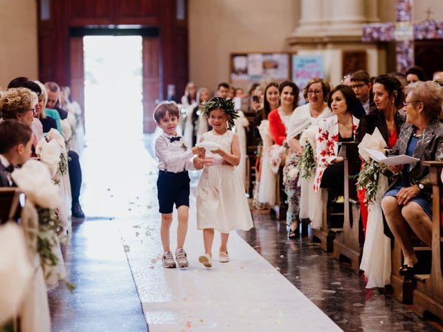 Il matrimonio di Stefano e Francesca a Stra, Venezia 24