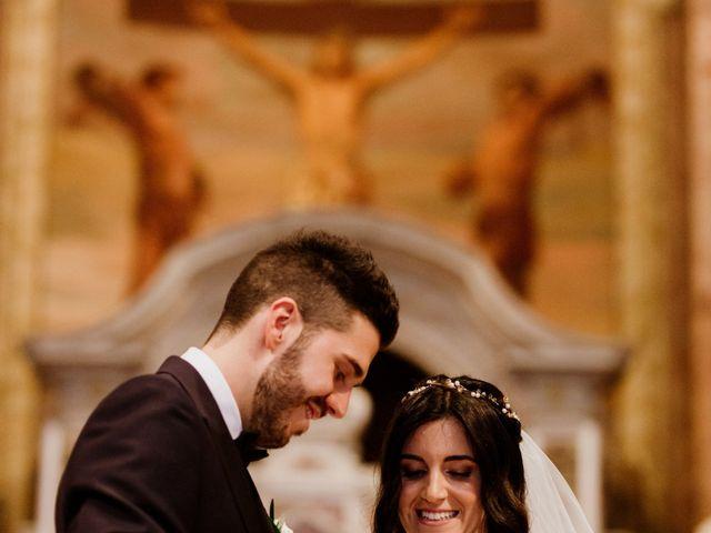 Il matrimonio di Stefano e Francesca a Stra, Venezia 25
