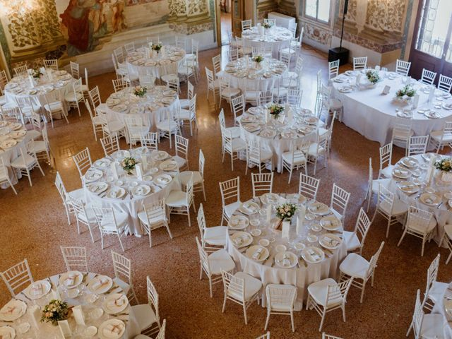 Il matrimonio di Stefano e Francesca a Stra, Venezia 35