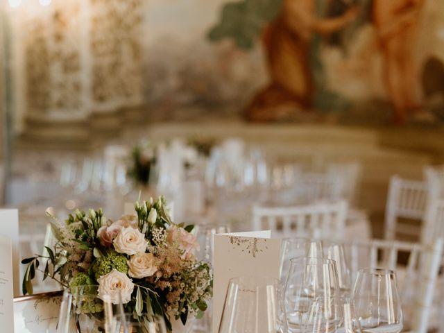 Il matrimonio di Stefano e Francesca a Stra, Venezia 37