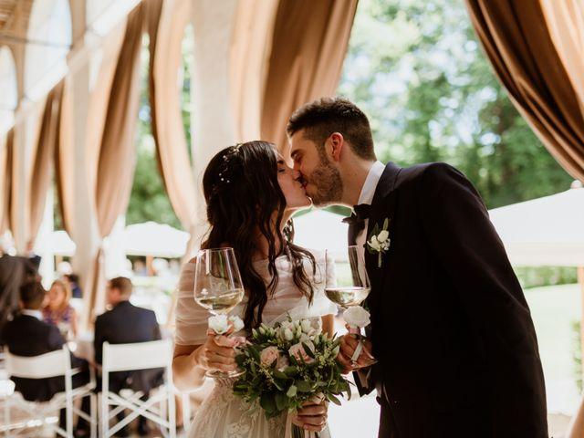 Il matrimonio di Stefano e Francesca a Stra, Venezia 41