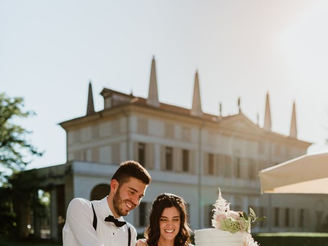 Il matrimonio di Stefano e Francesca a Stra, Venezia 48