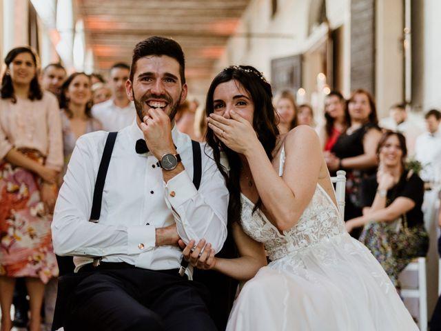 Il matrimonio di Stefano e Francesca a Stra, Venezia 57